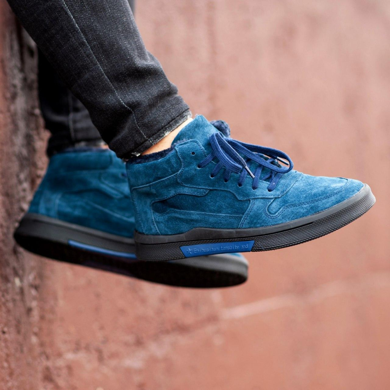 Ботинки South Oriole blue - фото 4