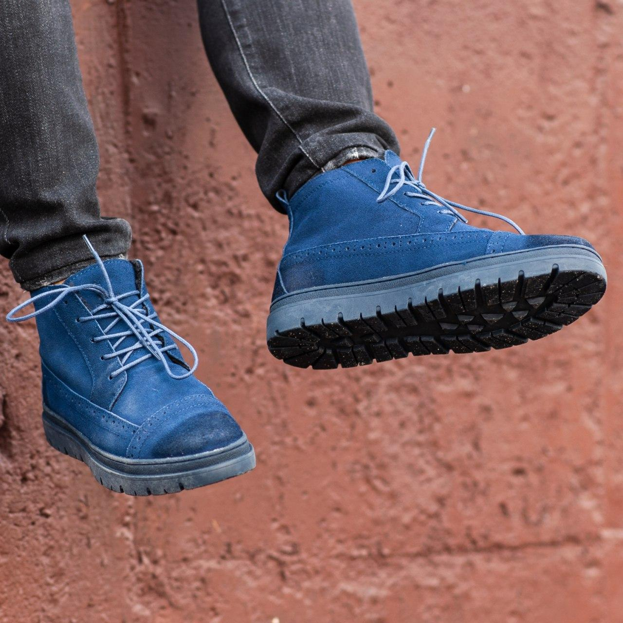Ботинки South mist blue - фото 2