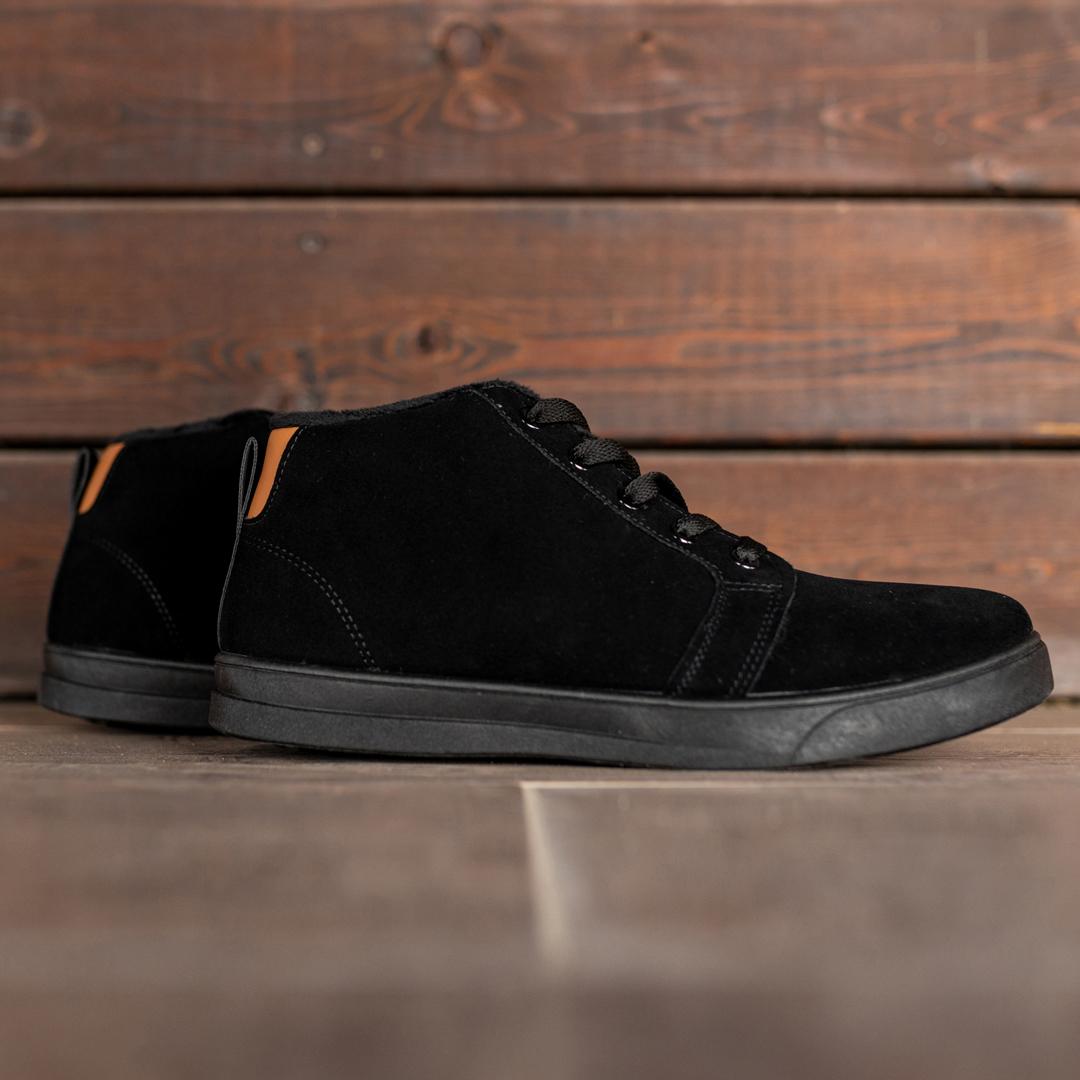 Мужские зимние ботинки на меху 1036 - фото 2