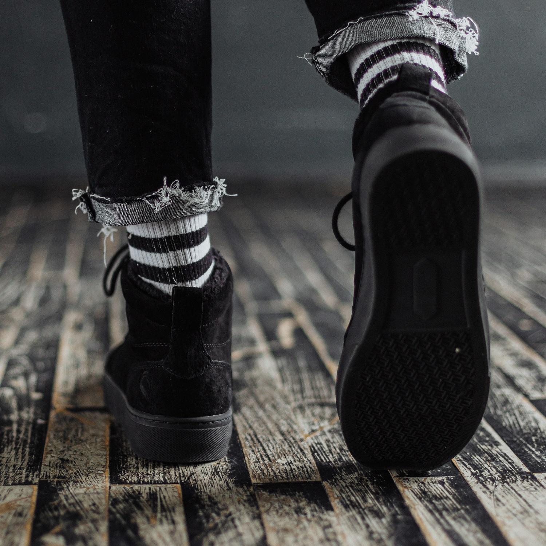 Ботинки South Ferro black - фото 4