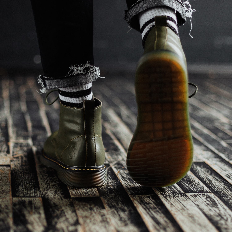 Ботинки South Warfare green - фото 4