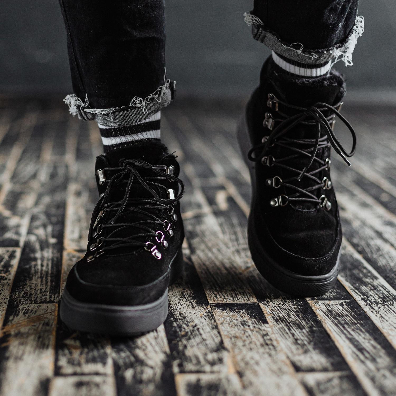 Ботинки South snike black - фото 3