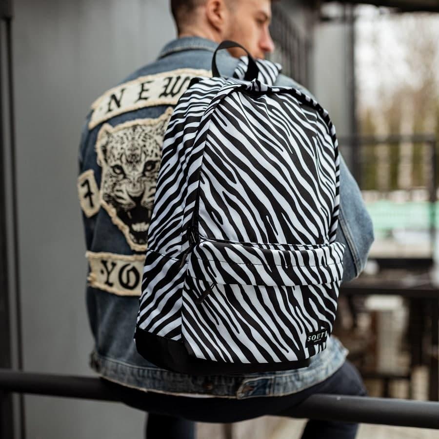Рюкзак South Zebra - фото 1