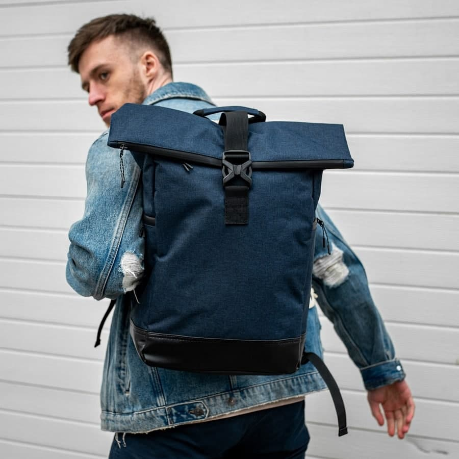 Рюкзак South ROLLTOP Classic Blue