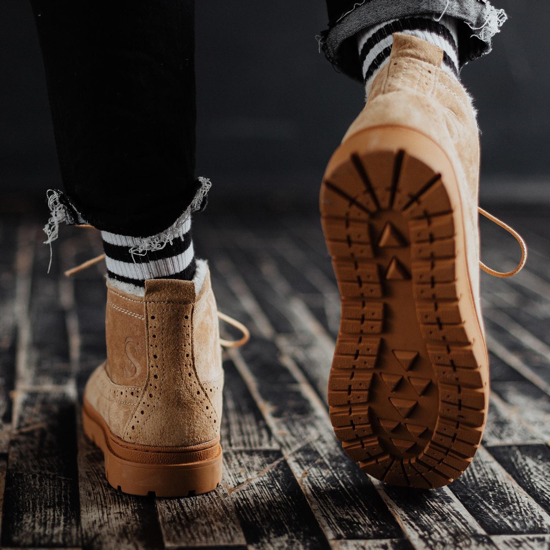Ботинки South mist brown - фото 4
