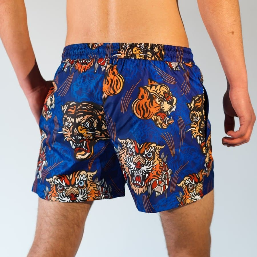 Плавательные шорты South Summer Tiger - фото 3