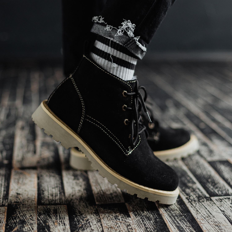 Ботинки South Killers black - фото 3