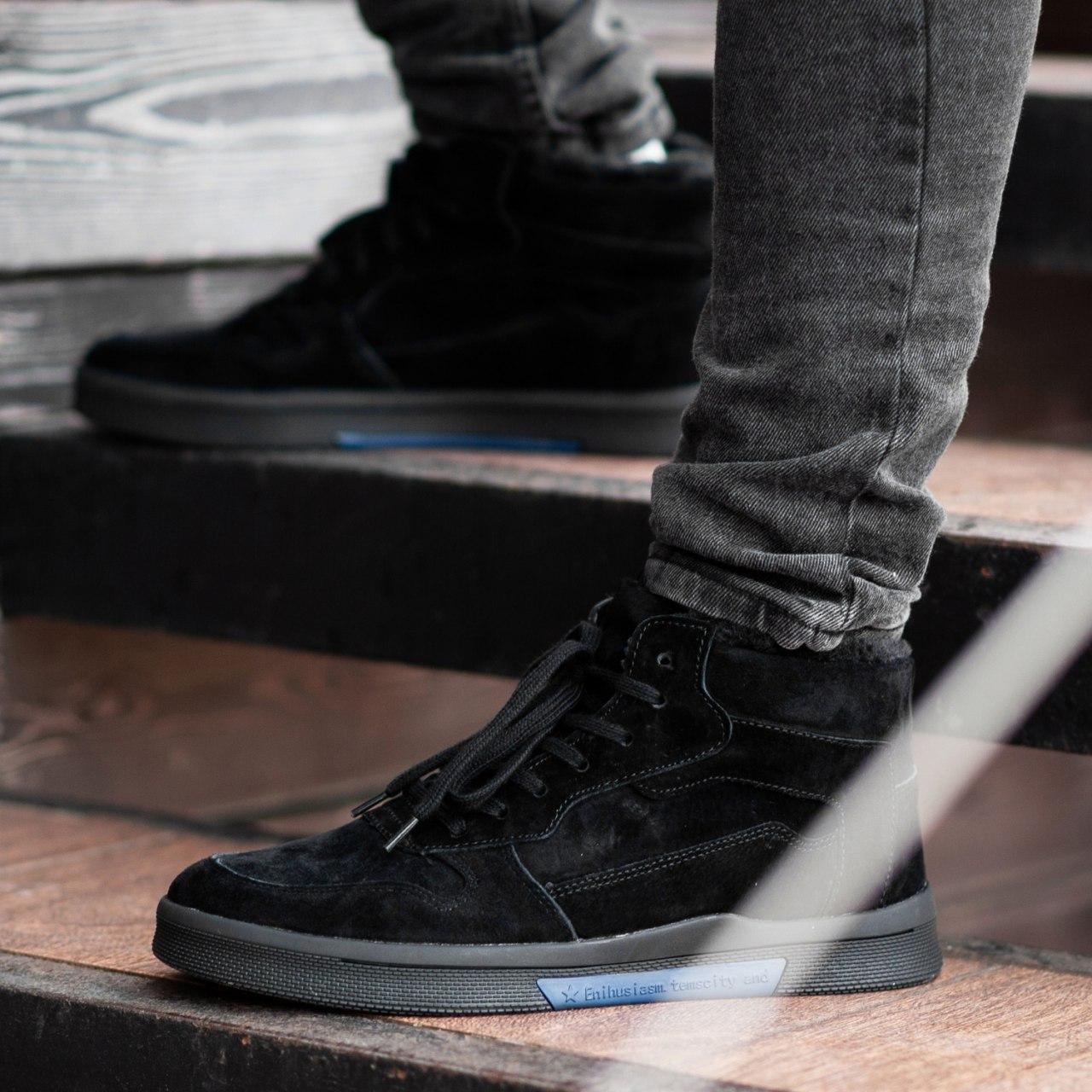 Ботинки South Oriole black - фото 3