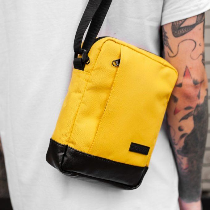 Мессенджер South Soft Yellow - фото 1