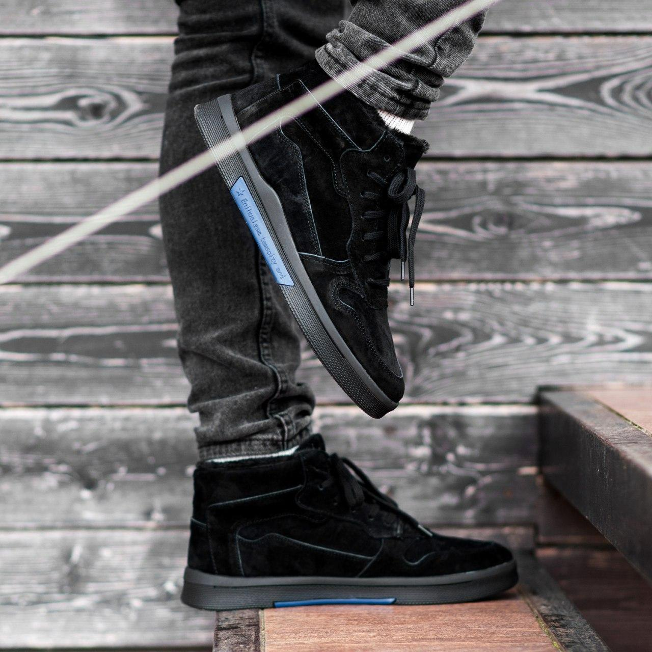 Ботинки South Oriole black - фото 1