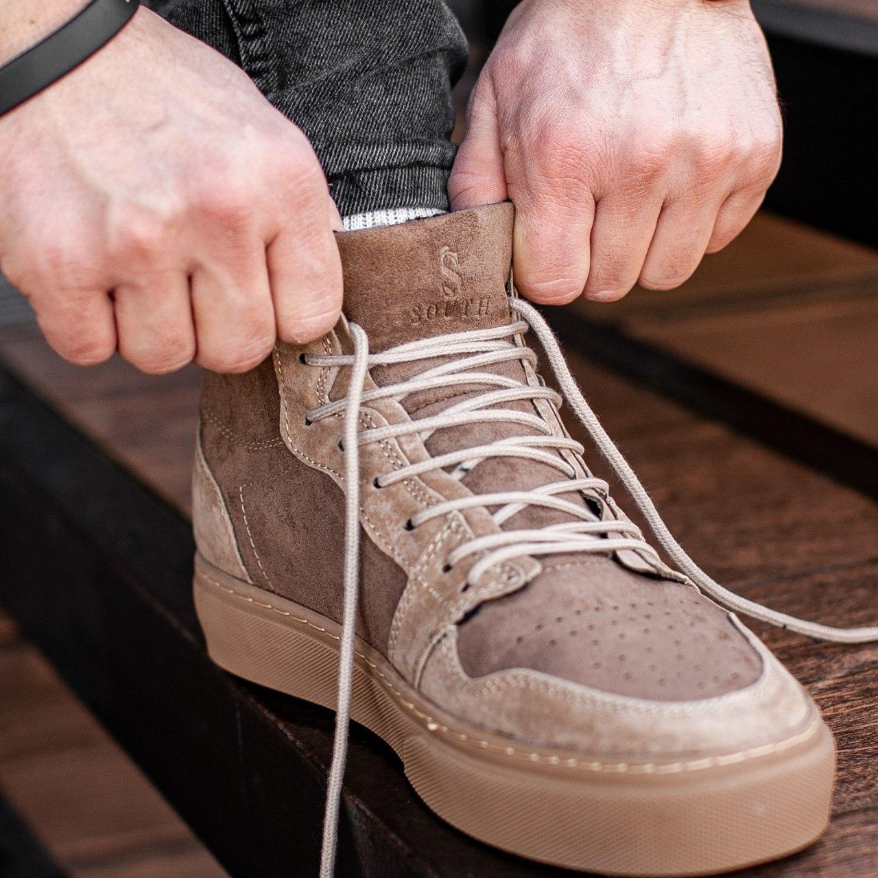 Ботинки South Ferro Apricot - фото 3