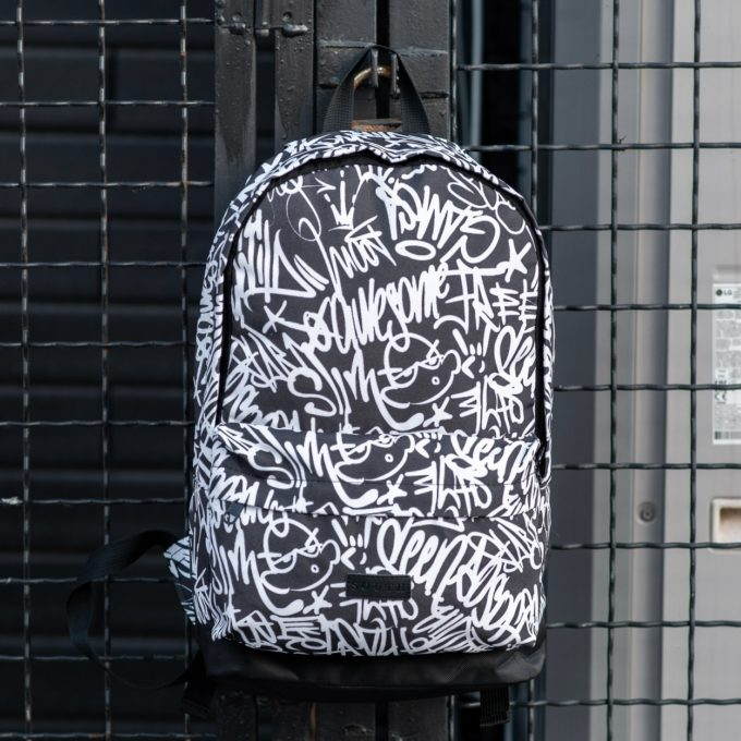 Комлект Рюкзак + Бананка South Graffiti - фото 1