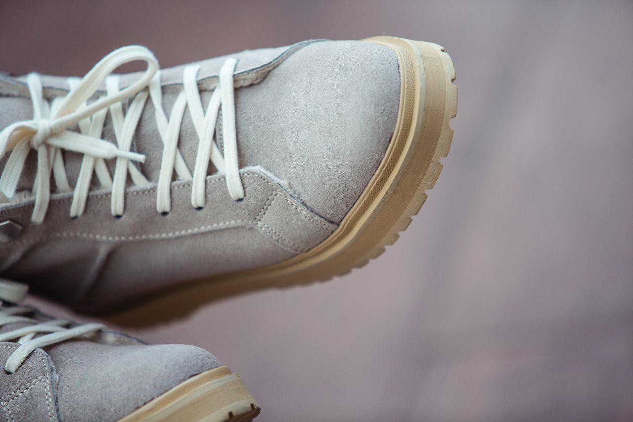 Ботинки South navy ivory - фото 4