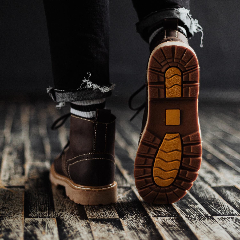 Ботинки South Rebel brown - фото 4