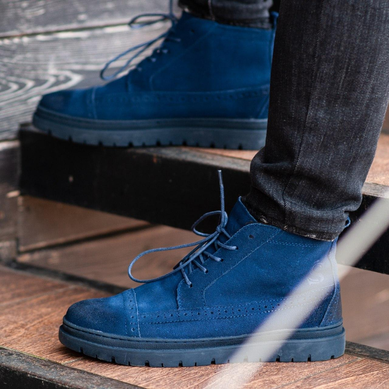 Ботинки South mist blue - фото 1