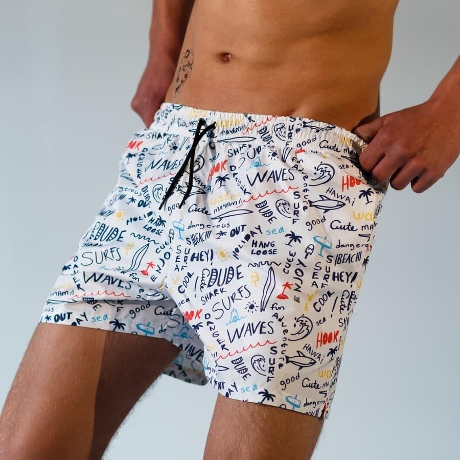 Плавательные шорты South Summer Jam - фото 1