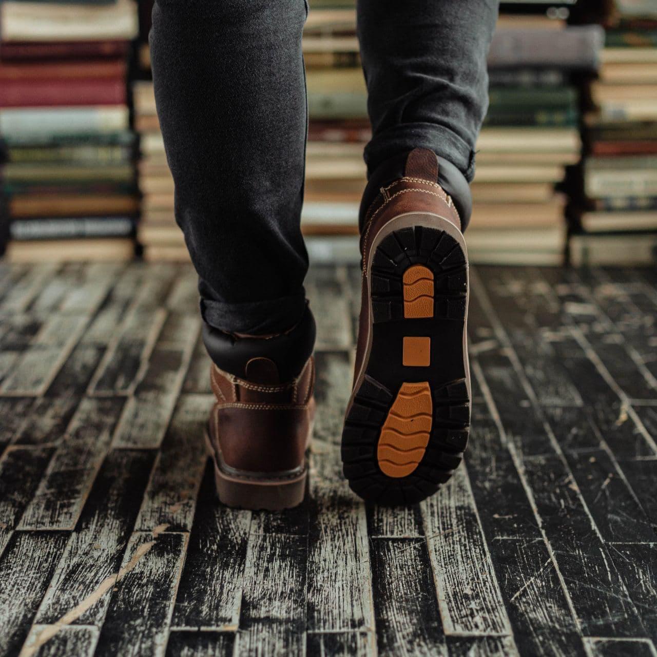 Ботинки South Graft brown - фото 3