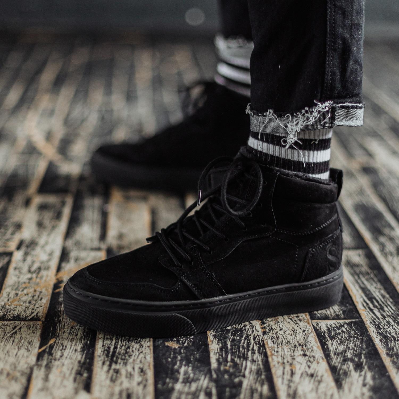 Ботинки South Ferro black
