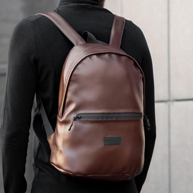 Рюкзак South mamba brown - фото 2