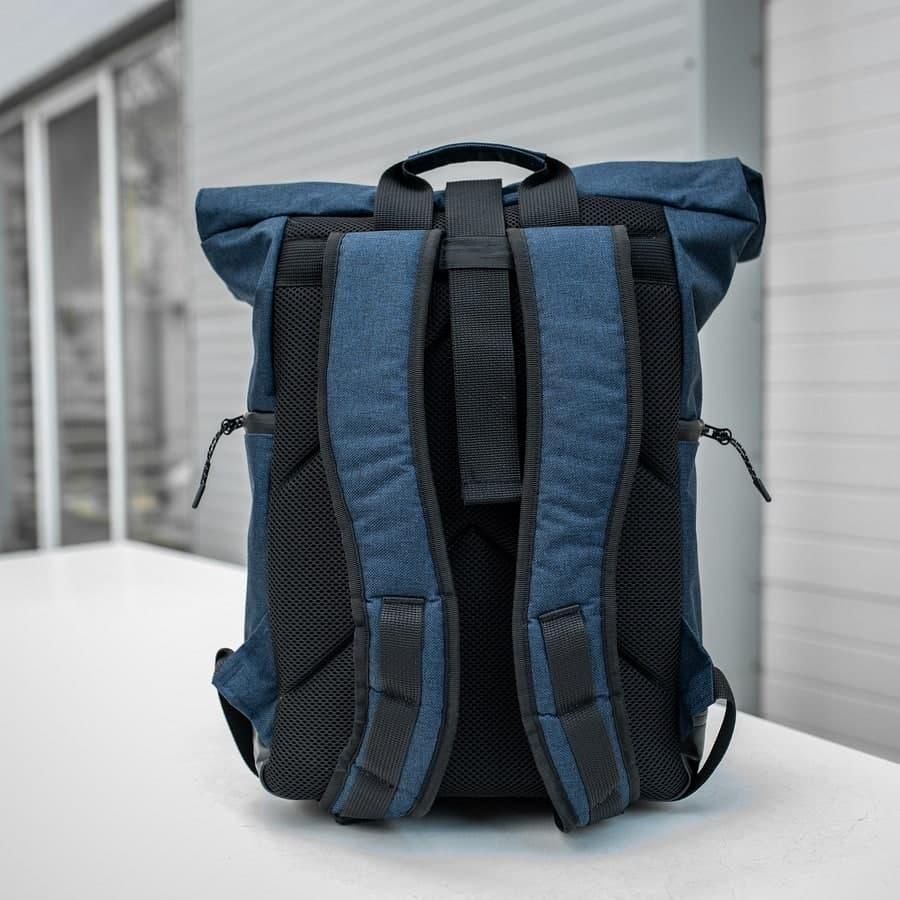 Рюкзак South ROLLTOP Classic Blue  - фото 4