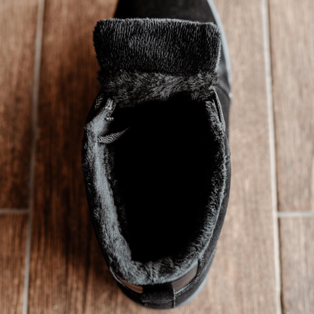Мужские зимние ботинки на меху 1035 - фото 5