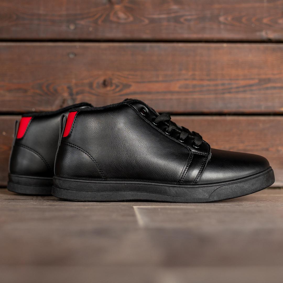 Мужские зимние ботинки на меху 1034 - фото 2