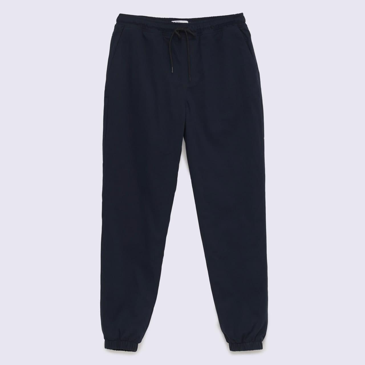 Теплые штаны джоггеры South navy