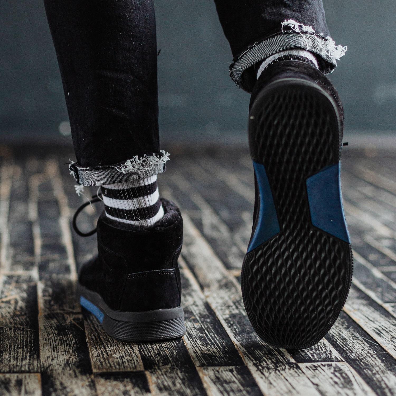 Ботинки South Oriole black - фото 4