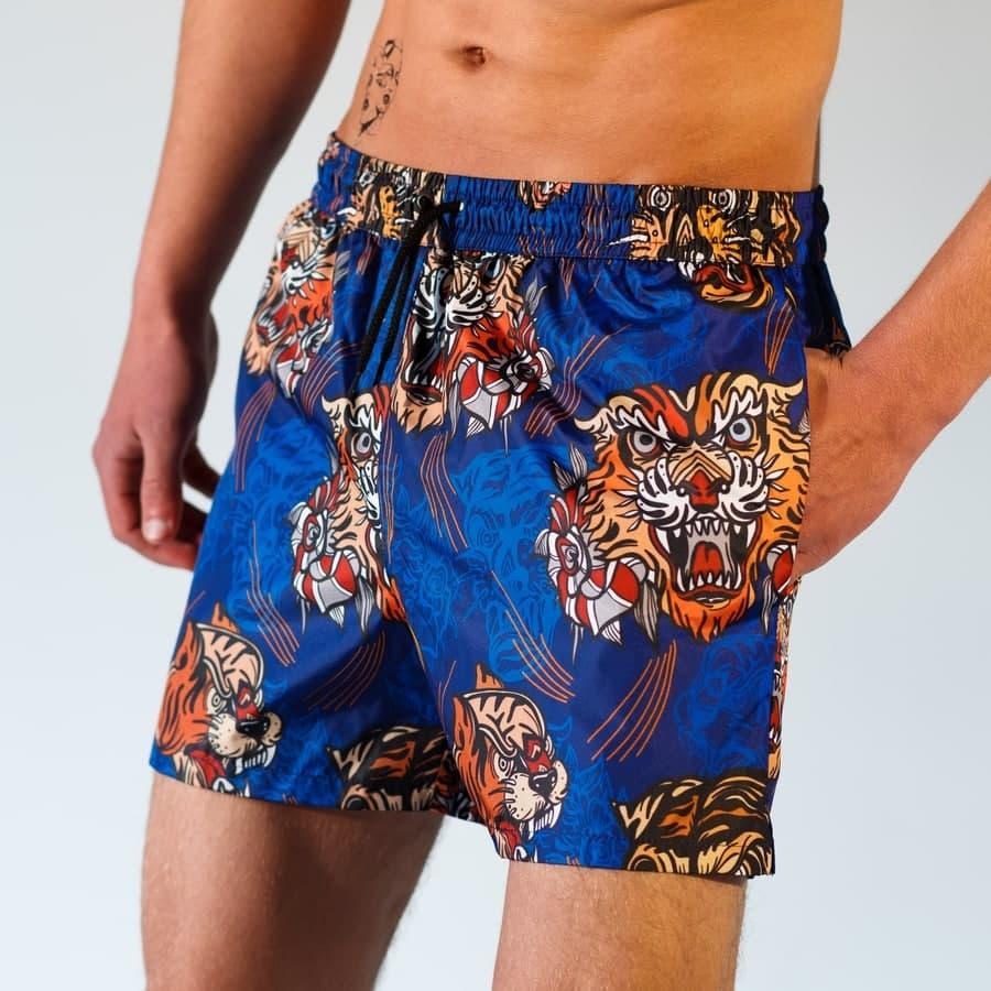 Плавательные шорты South Summer Tiger - фото 2