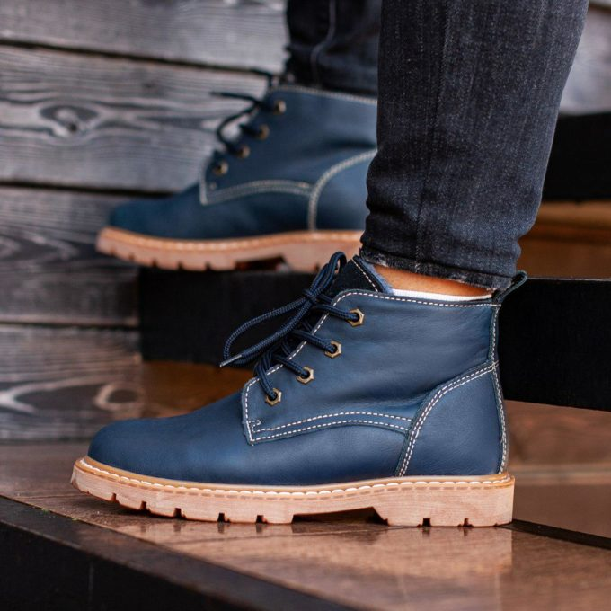 Ботинки South Jaston blue - фото 1