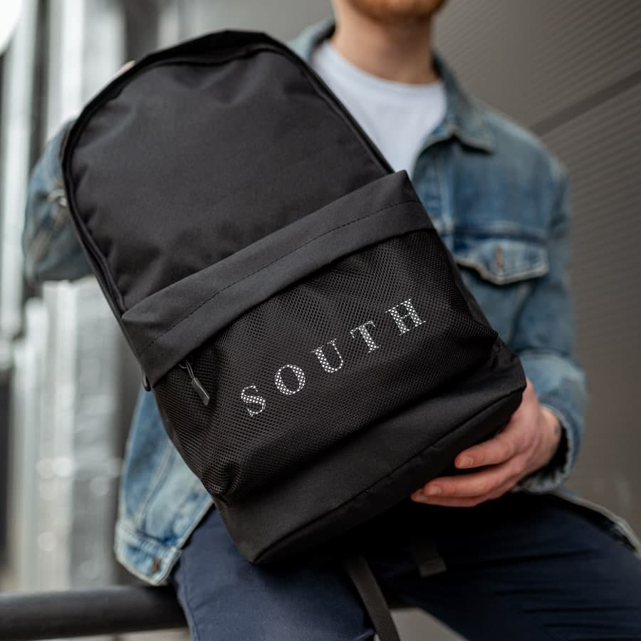 Рюкзак SOUTH  Black - фото 1