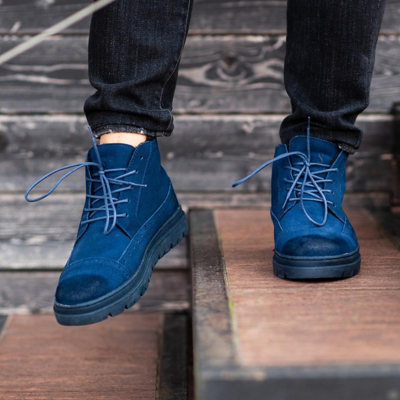 Ботинки South mist blue - фото 3