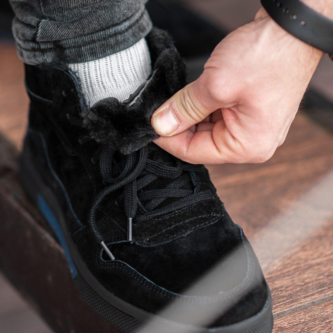 Ботинки South Oriole black - фото 2