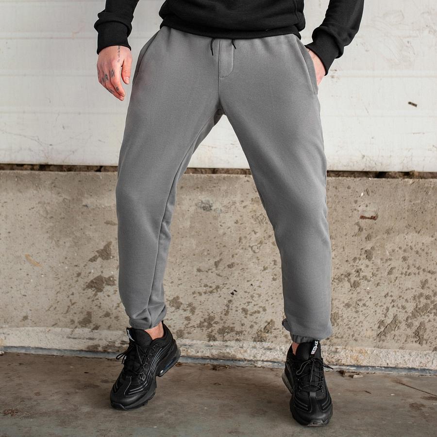Спортивные штаны South basik gray - фото 1