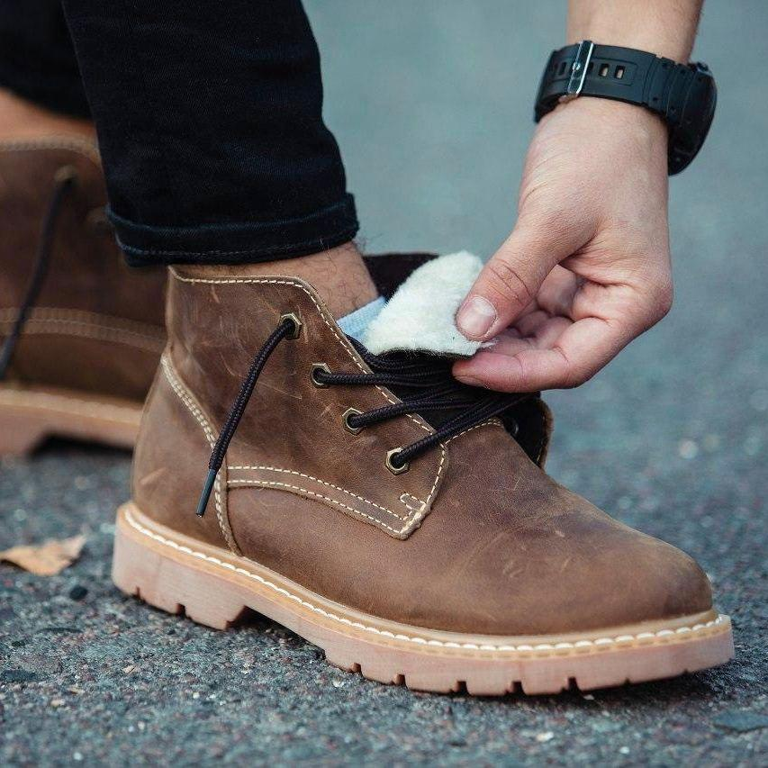 Ботинки South Jaston brown - фото 3
