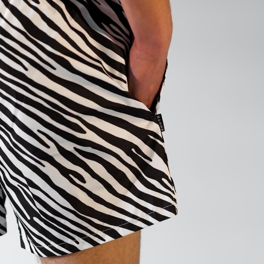 Плавательные шорты South Zebra - фото 4