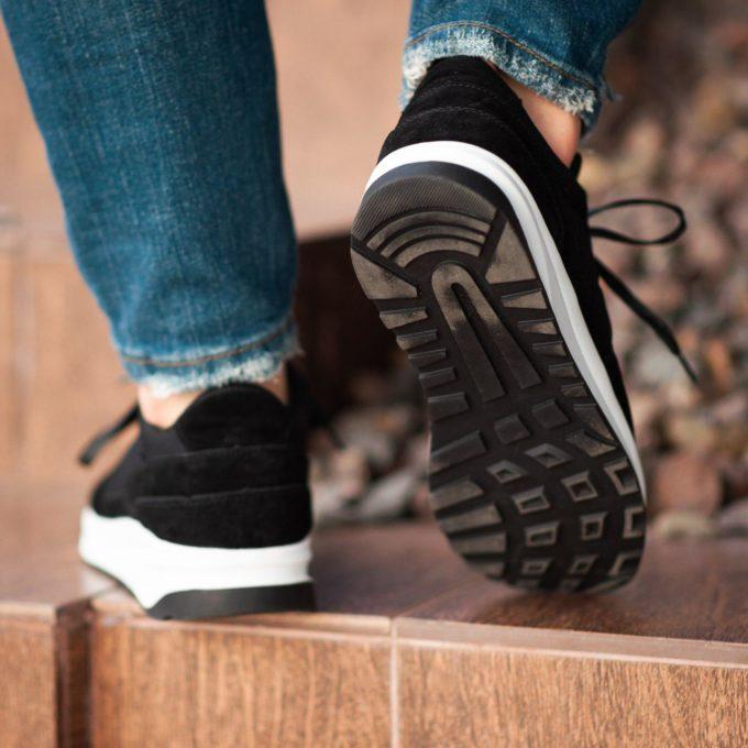 Кроссовки South Soft Step black - фото 2