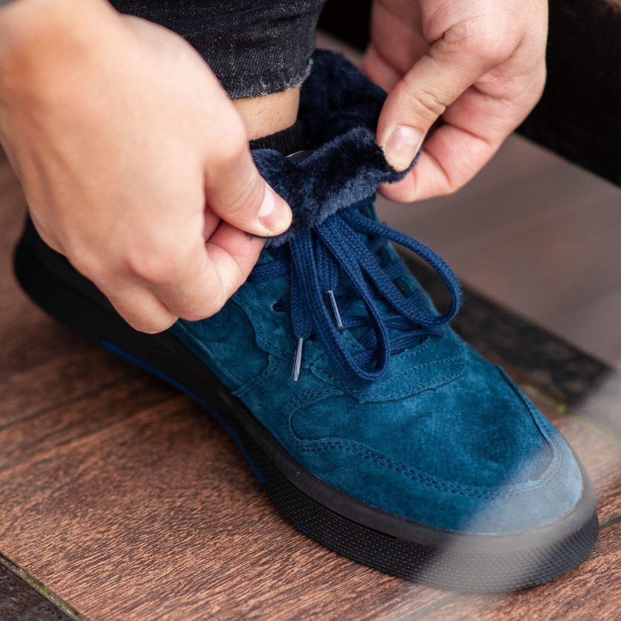 Ботинки South Oriole blue - фото 3