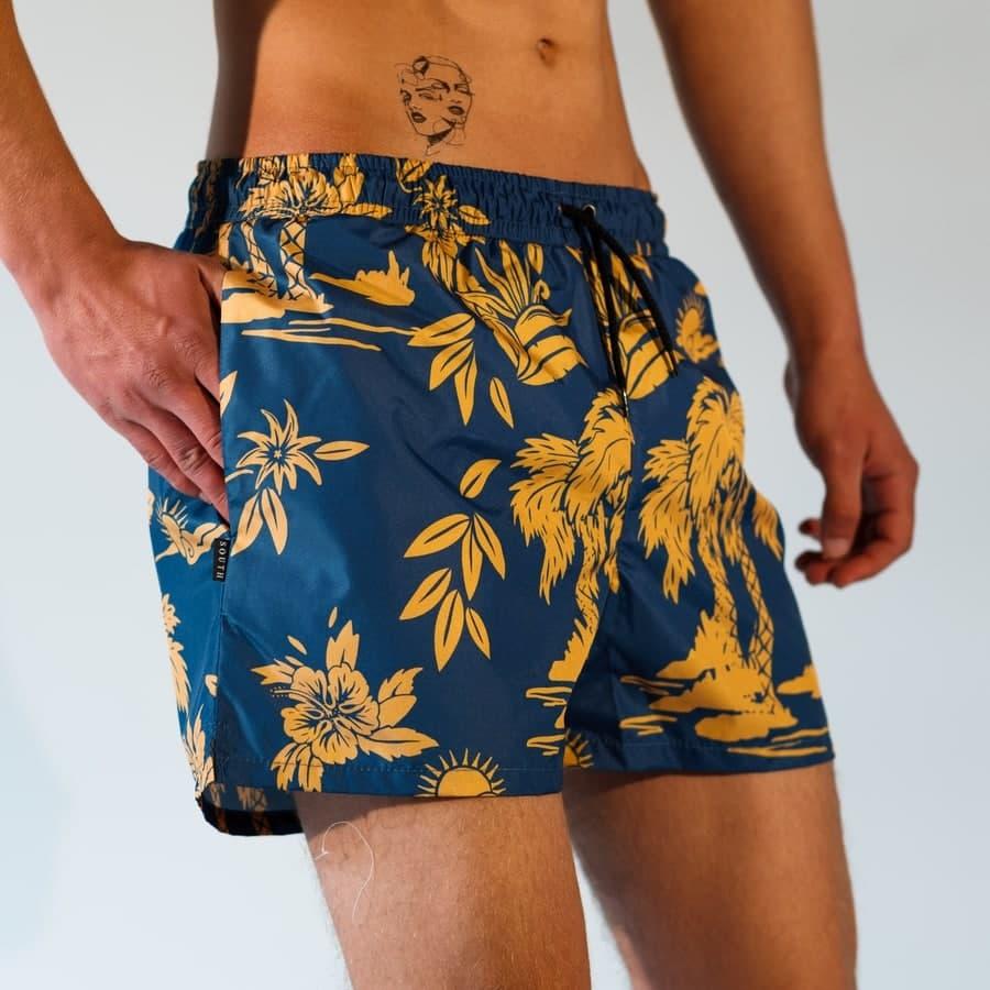 Плавательные шорты South Palm - фото 3