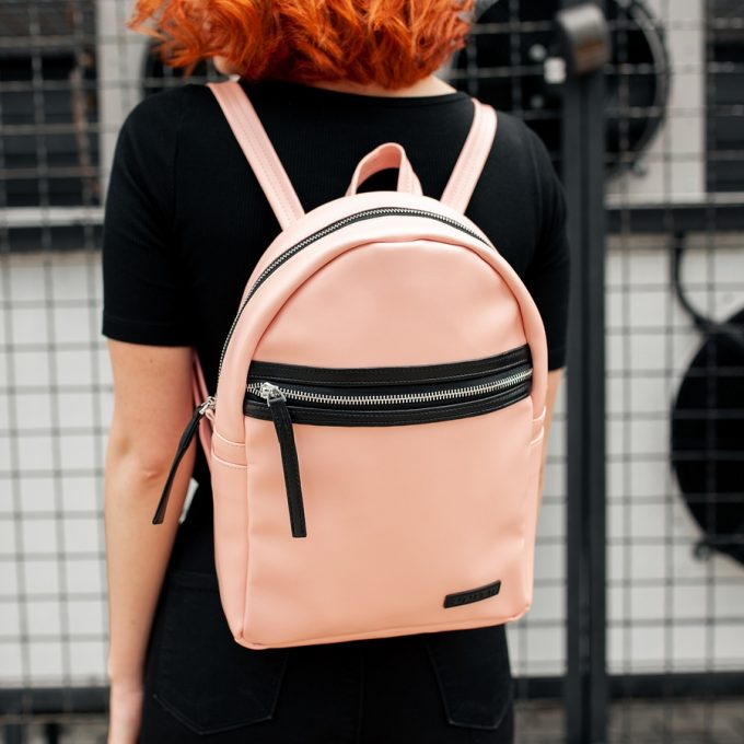 Рюкзак женский South Met Pink - фото 2