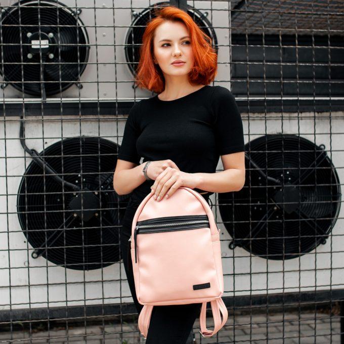 Рюкзак женский South Met Pink - фото 6