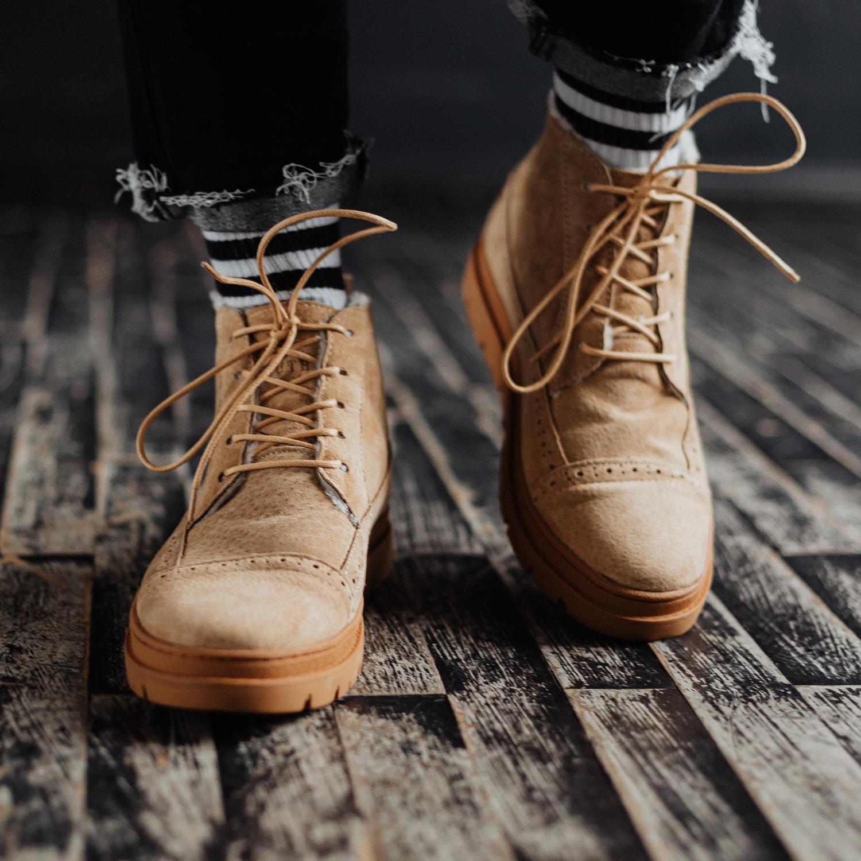 Ботинки South mist brown - фото 3