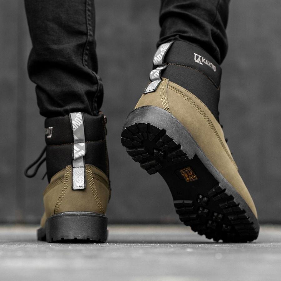 Мужские зимние ботинки на меху 0967 - фото 3