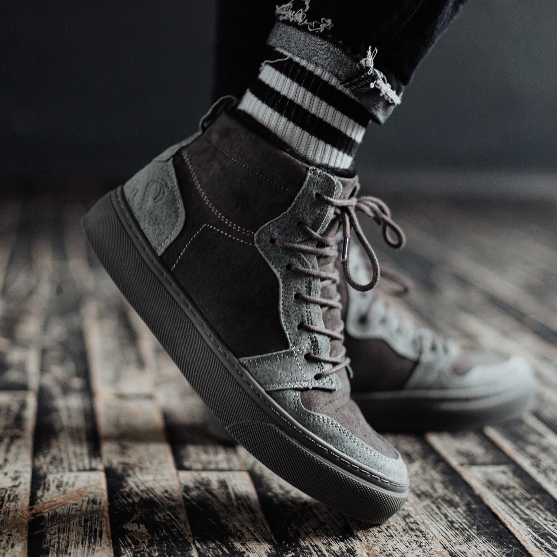 Ботинки South Ferro grey - фото 3
