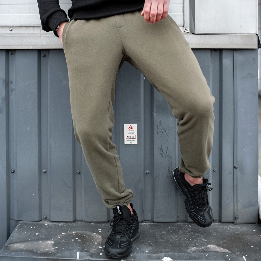 Спортивные штаны South basik khaki - фото 1