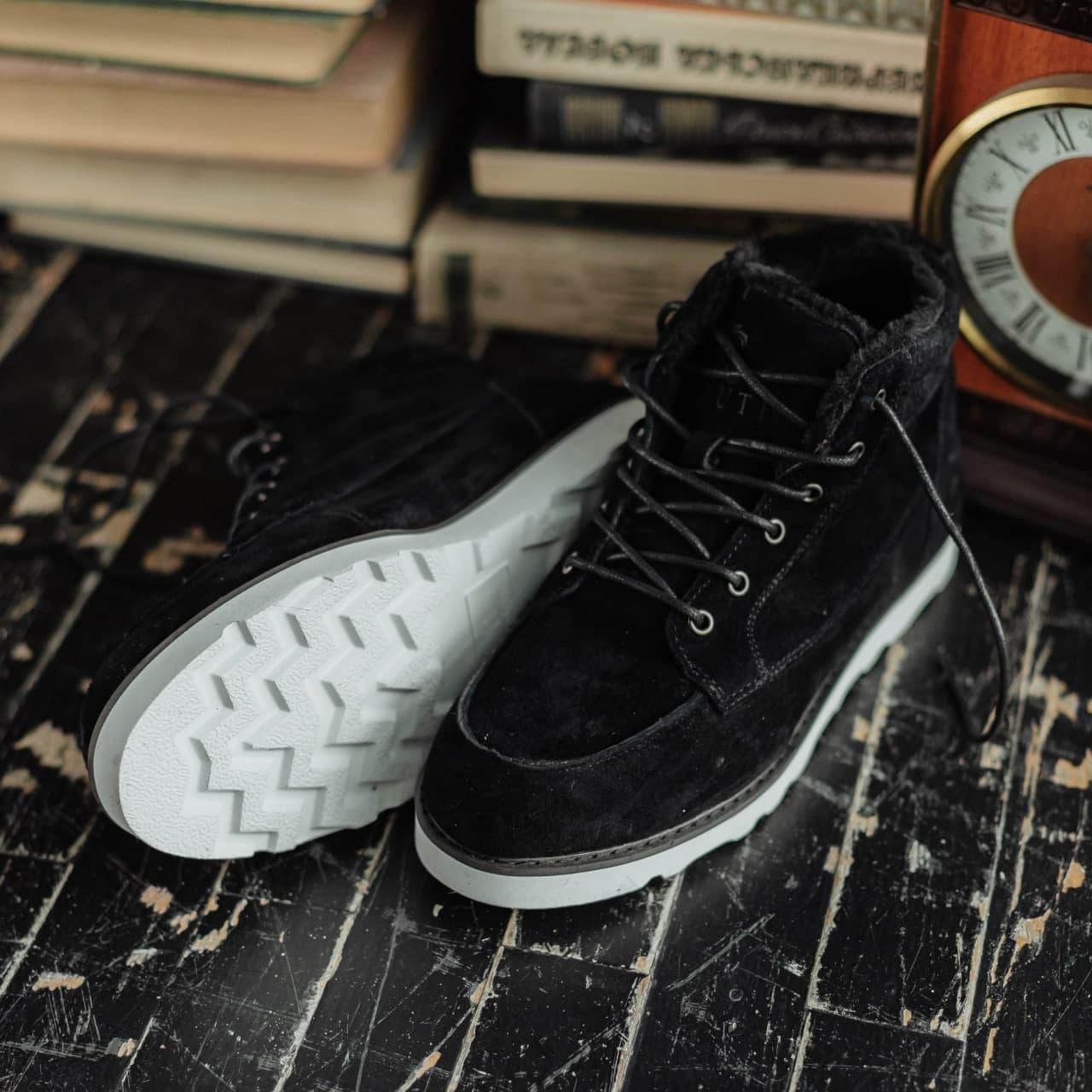 Ботинки South indigo black - фото 3