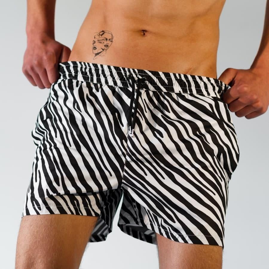 Плавательные шорты South Zebra - фото 1