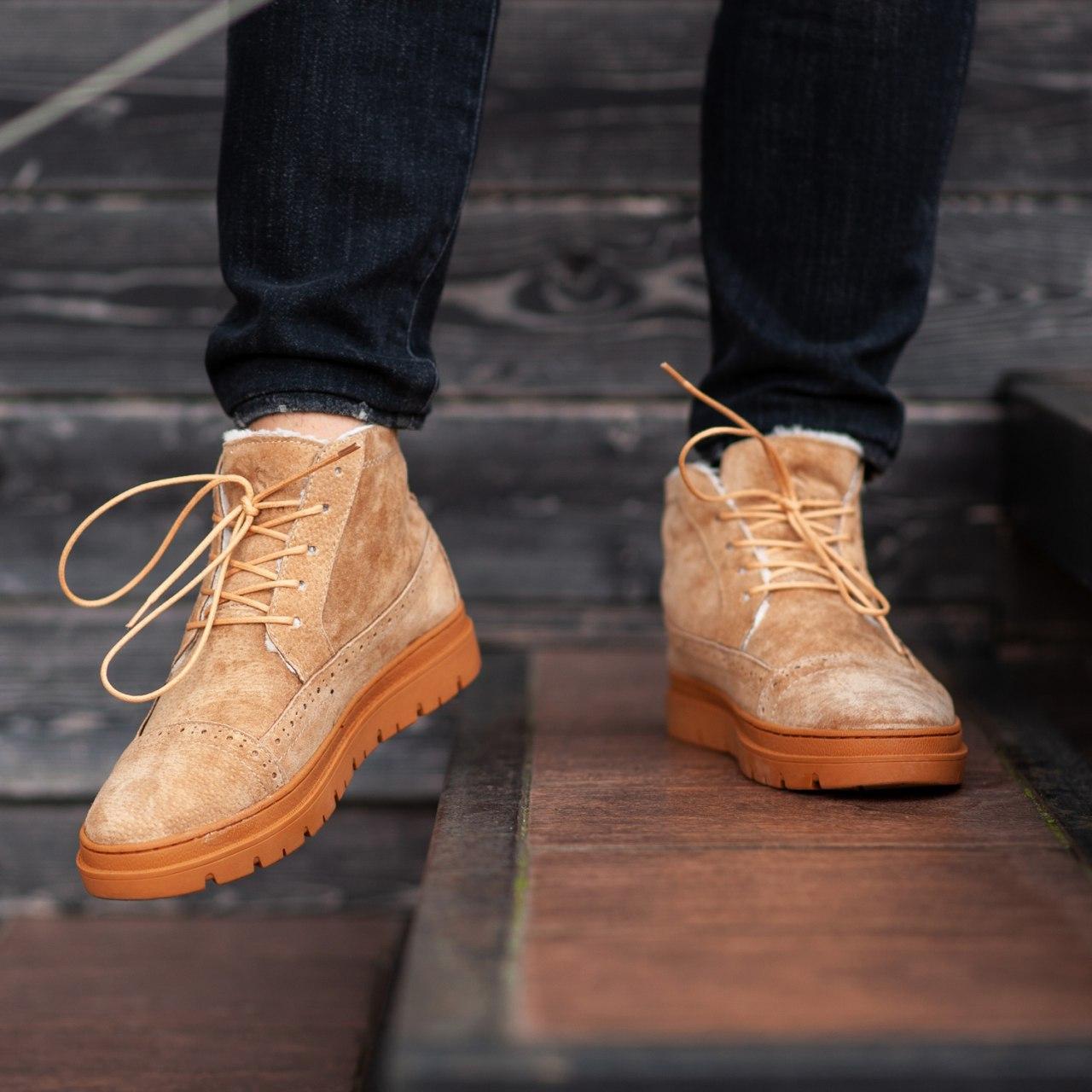 Ботинки South mist brown - фото 2
