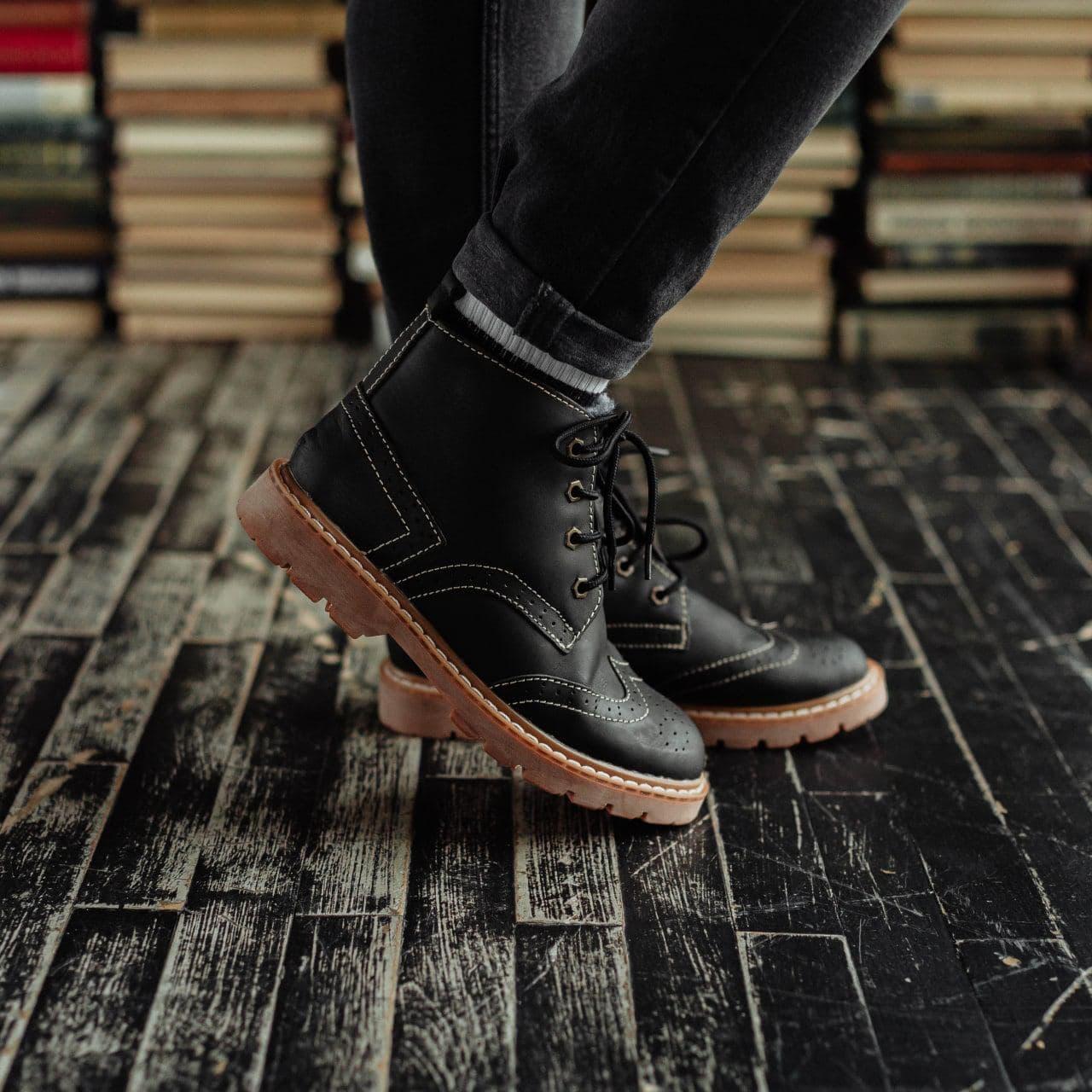 Ботинки South Rebel black - фото 2