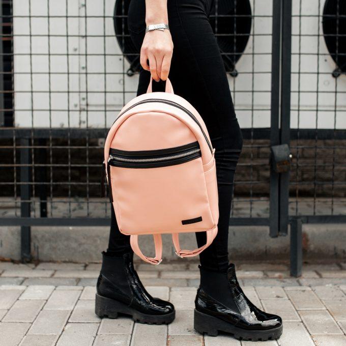 Рюкзак женский South Met Pink - фото 4